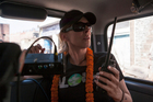 Director/Producer, Kathryn Bigelow, on the set of Zero Dark Thirty. Photo / AP