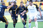 The Phoenix hosted David Beckham and the LA Galaxy in 2007. Photo / Herald on Sunday