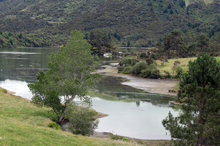 Lake Ohakuri where the fatal boating accident occured.  Photo / Andrew Warner