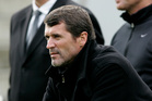 Irish football legend Roy Keane.  Photo / NZ Herald