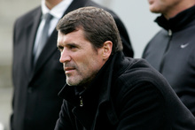 Irish football legend Roy Keane.  Photo / NZ Herald