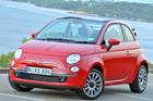 Sales of the Fiat 500 have helped boost Chrysler. Photo / Supplied