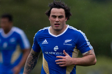 Zac Guildford. Photo / Brett Phibbs