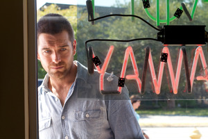 Antony Starr in Banshee. Photo / Supplied