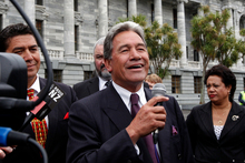 NZ First leader Winston Peters said the review for Budget 2013 was ominous given the National Government had already overseen changes in 2010 that had eroded the scheme. Photo / Mark Mitchell
