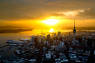 There is a sense of momentum ... but it is threatened once again by a stand-off with central government. Auckland has a lot going for it despite its problems. Photo / Brett Phibbs