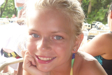 Mari-Simon Cronje, aged 11, was fatally struck by the speedboat after she was thrown from an inflatable banana tube. Pho