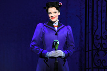 Mary Poppins generated $13.5 million for the Auckland economy from visiting fans.  Photo / Supplied