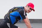 Air New Zealand pilot Mike Allsop plans to run seven marathons in seven days, in seven international destinations. Photo / NZ Herald