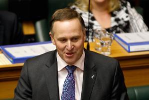 Prime Minister John Key. File Photo / Mark Mitchell