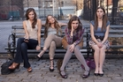 Costume designer, Jennifer Rogien, finds styling the cast of Girls refreshing. Photo / Supplied