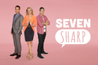 Seven Sharp hosts Greg Boyed, Alison Mau and Jesse Mulligan. Photo / Supplied