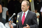 David Shearer. Photo / APN