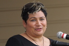 Metiria Turei. Photo / Stuart Munro