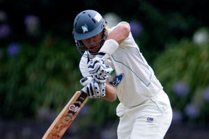 Ross Taylor is looking forward to his return to the national set-up.  Photo / Sarah Ivey