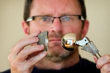 James Elliott is one of 50 Kiwis seeking compensation in Britain. Photo / Natalie Slade
