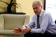 National's David Carter is expected to be elected as Speaker on Thursday to replace Lockwood Smith. Photo / APN