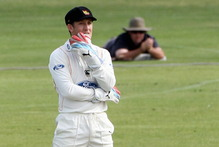 Luke Ronchi played four one-day and three T20 internationals for Australia. Photo / APN