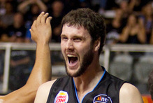 Breakers' Alex Pledger. Photo / File 