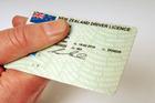 New Zealand drivers licence.  Photo / NZPA