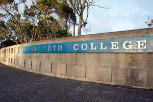 Rangitoto College principal David Hodge said his school had one or two cases every year. Photo / NZPA