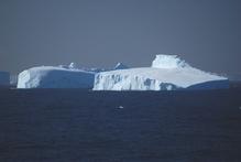 A company is like an iceberg, says Morris. Photo / NOAA Corps.