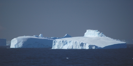 A company is like an iceberg, says Morris. Photo / NOAA Corps.