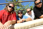 Hawaiian reggae band The Green will play at Raggamuffin Festival in Rotorua tomorrow. Photo / Supplied