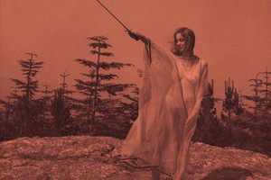 Album cover for II by Unknown Mortal Orchestra. Photo / Supplied