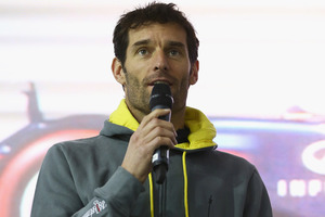 Formula one drive Mark Webber has spoken out about the flaws in Lance Armstrong's personality that saw the two former buddies fall out in 2008. Photo / Getty Images.