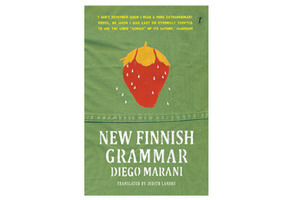 New Finnish Grammar by Diego Marani. Photo / Supplied