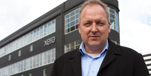 Xero chief executive Rod Drury. Photo / Supplied