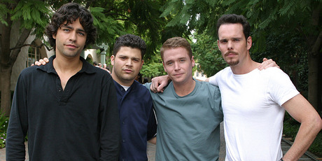 The cast of Entourage. Photo/supplied
