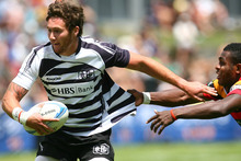 New Sevens squad member Gillies Kaka. Photo / Getty Images
