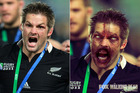 Richie McCaw. Photo / Doug Sherring