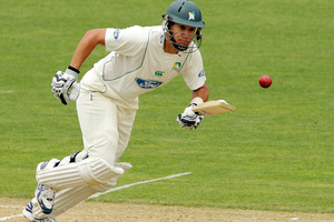 Ross Taylor returned to action for Central Districts this week. Photo / Getty Images