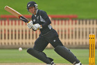 Sara McGlashan's 88 was the top-score for the White Ferns. Photo / Getty Images