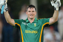 South Africa captain Graeme Smith. Photo / Getty Images 