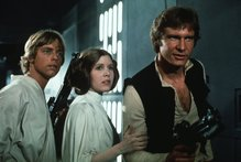 A scene from the movie Star Wars. Photo/supplied