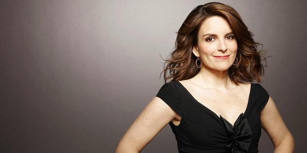 Tina Fey. Photo/AP