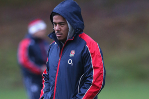 Manu Tuilagi will miss England's Six Nations opener on Sunday. Photo / Getty Images