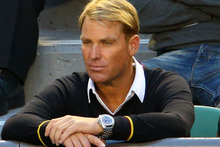 Shane Warne. Photo / Getty Images