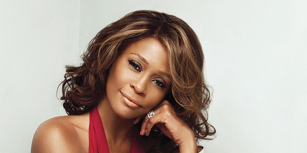 Whitney Houston. Photo/supplied