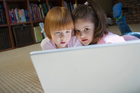 Only half of Kiwi children are aware of the dangers of talking to strangers online, new research shows. Photo / Thinkstock