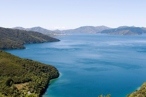 Marlborough Sounds. Photo / Thinkstock