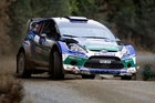 FIA vice-president (Asia-Pacific) Morrie Chandler reckons there's still a chance New Zealand will see rallying's best on Kiwi roads again. Photo / APN
