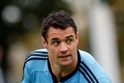 REST: Dan Carter needs a break.PHOTO/AP