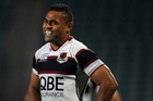 Francis Saili provided a rare bright spot for North Harbour. Photo / Getty Images