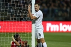 Tommy Smith clashed with All Whites management over requirements for last month's World Cup play-offs. Photo / Getty Images
