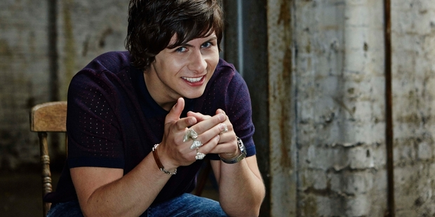 Ben Hanlin may be charismatic and cheeky but his tricks are a bit naff.